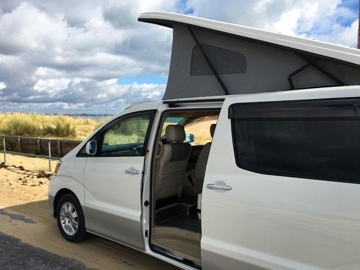 Imperial Leisure Vehicles - Alphard Facts - Mazda Bongo UK