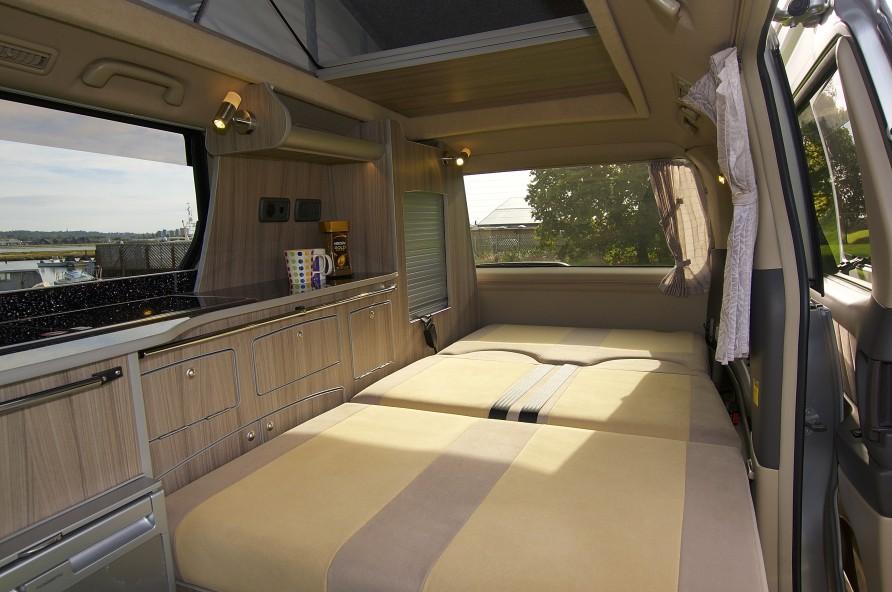 Imperial Leisure Vehicles Dorchester Mazda Bongo Uk