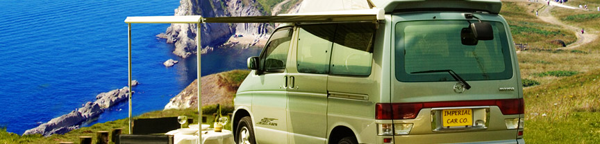 Imperial Leisure Vehicles mazda bongo