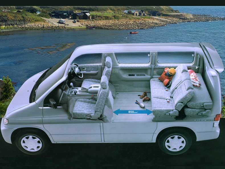 Imperial Leisure Vehicles - Bongo MPV - Mazda Bongo UK