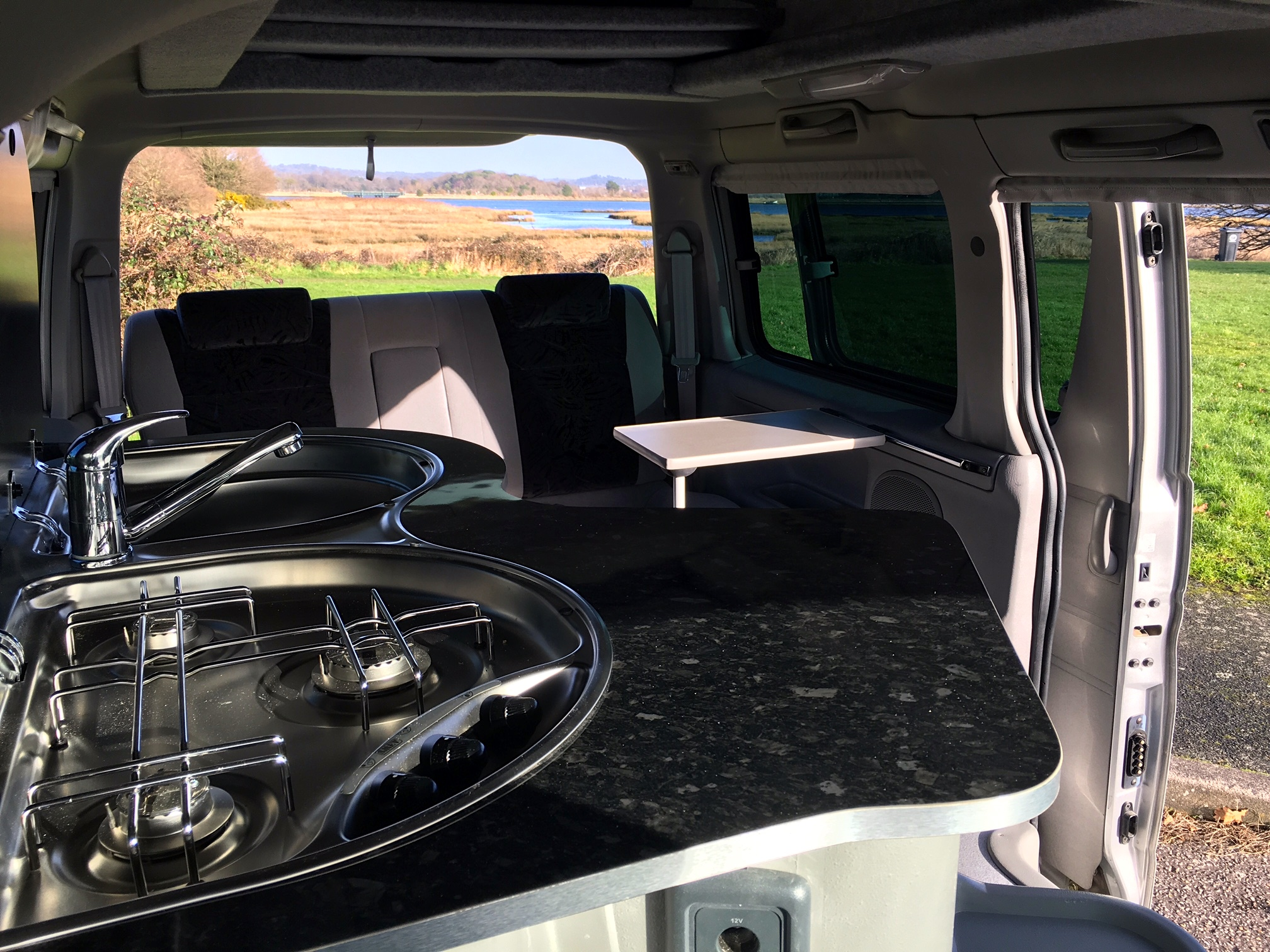 Nissan Serena Camper Conversion >> Imperial Leisure Vehicles - In Stock -2002 Mazda Bongo 2.0 Aero Manual Roof - Silver 18 - ON ...